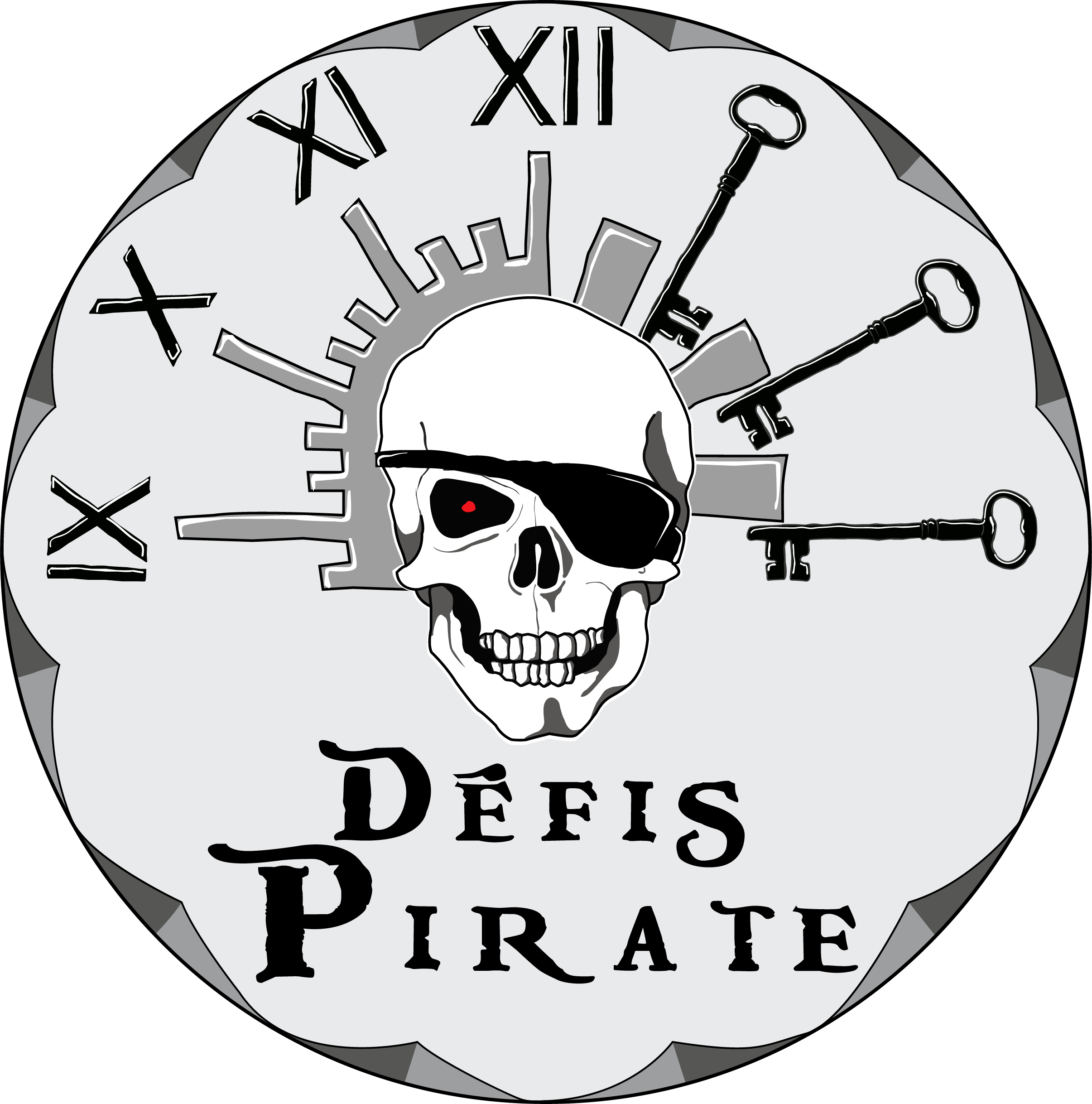 logo défi pirates